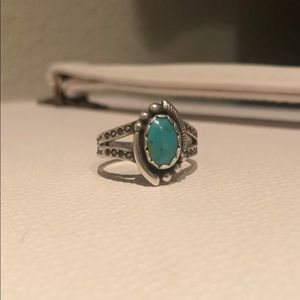Jewelry - Navajo Turquoise Ring